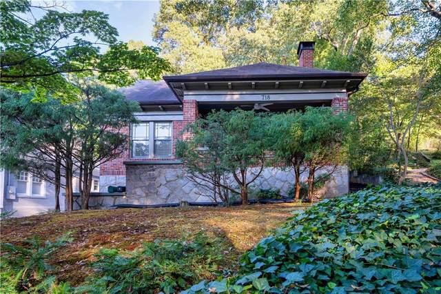718 Park Drive NE, Atlanta, GA 30306 (MLS #6956180) :: Dawn & Amy Real Estate Team