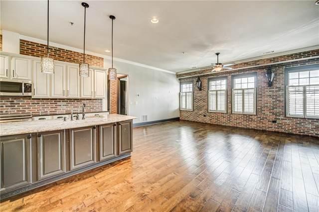 360 Chambers Street #103, Woodstock, GA 30188 (MLS #6956188) :: Kennesaw Life Real Estate