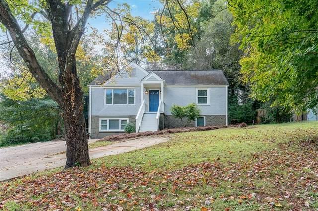 1565 Columbia Circle, Decatur, GA 30032 (MLS #6956283) :: Path & Post Real Estate