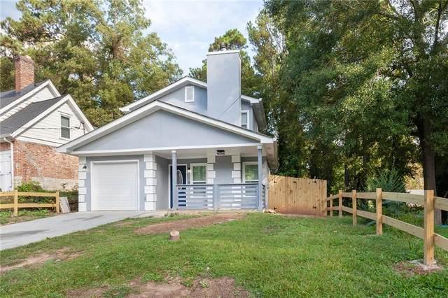 1559 Ezra Church Drive NW, Atlanta, GA 30314 (MLS #6956301) :: North Atlanta Home Team