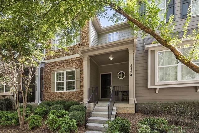 5124 Whiteoak Terrace SE, Smyrna, GA 30080 (MLS #6956303) :: Kennesaw Life Real Estate
