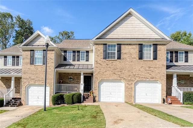 539 Fox Creek Crossing, Woodstock, GA 30188 (MLS #6956306) :: North Atlanta Home Team
