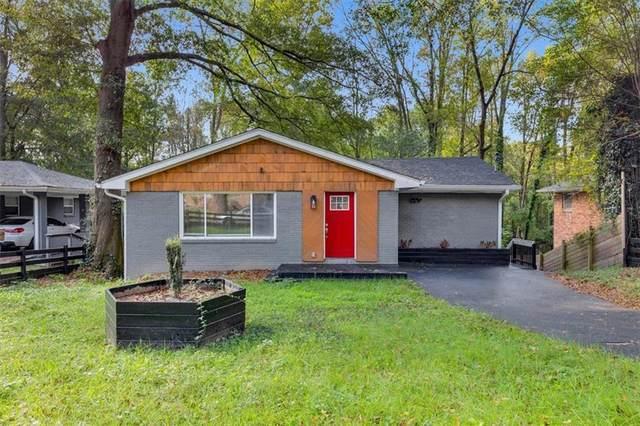 325 E Rhinehill Road SE, Atlanta, GA 30315 (MLS #6956320) :: RE/MAX Paramount Properties