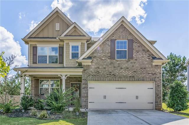 437 Lanier Court, Hiram, GA 30141 (MLS #6956329) :: North Atlanta Home Team
