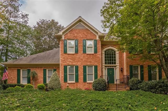 1765 Brookstone Drive, Snellville, GA 30078 (MLS #6956333) :: Path & Post Real Estate