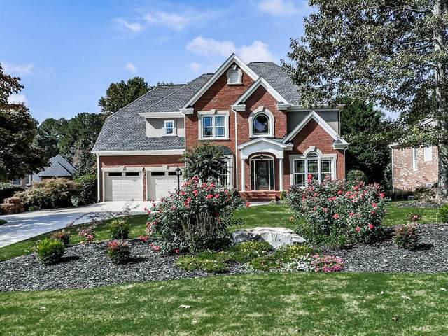 1250 Boone Hall Drive, Powder Springs, GA 30127 (MLS #6956335) :: North Atlanta Home Team