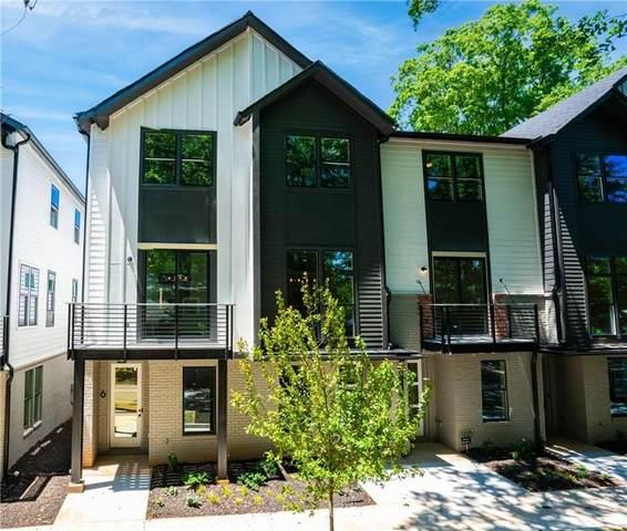 1350 May Avenue SE #17, Atlanta, GA 30316 (MLS #6956340) :: North Atlanta Home Team