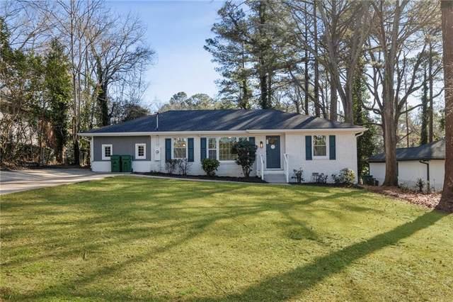 2134 Glendale Drive, Decatur, GA 30032 (MLS #6956351) :: Path & Post Real Estate