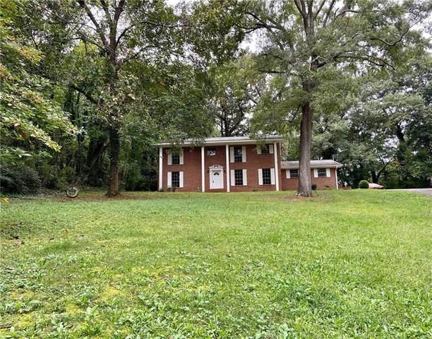 622 Pisgah Way, Calhoun, GA 30701 (MLS #6956354) :: Cindy's Realty Group