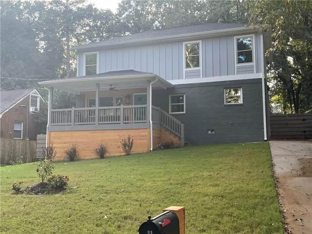 2085 Dellwood Pl, Decatur, GA 30032 (MLS #6956362) :: Thomas Ramon Realty