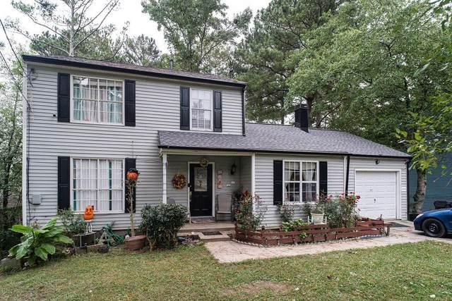 1377 Shenta Oak Drive, Norcross, GA 30093 (MLS #6956377) :: The Zac Team @ RE/MAX Metro Atlanta