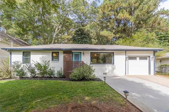 2560 Brentwood Road, Decatur, GA 30032 (MLS #6956389) :: Dawn & Amy Real Estate Team