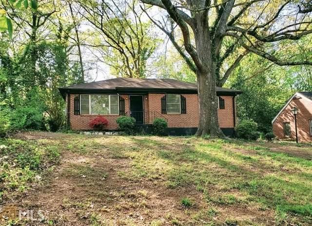 2075 Dellwood Place, Decatur, GA 30032 (MLS #6956395) :: Path & Post Real Estate