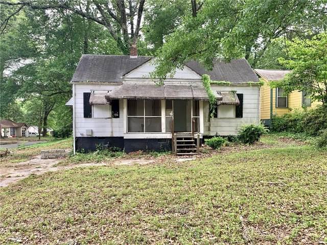 1840 Madrona Street NW, Atlanta, GA 30318 (MLS #6956401) :: HergGroup Atlanta