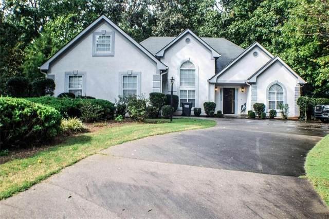 45 Dunning Keep, Covington, GA 30016 (MLS #6956414) :: Path & Post Real Estate