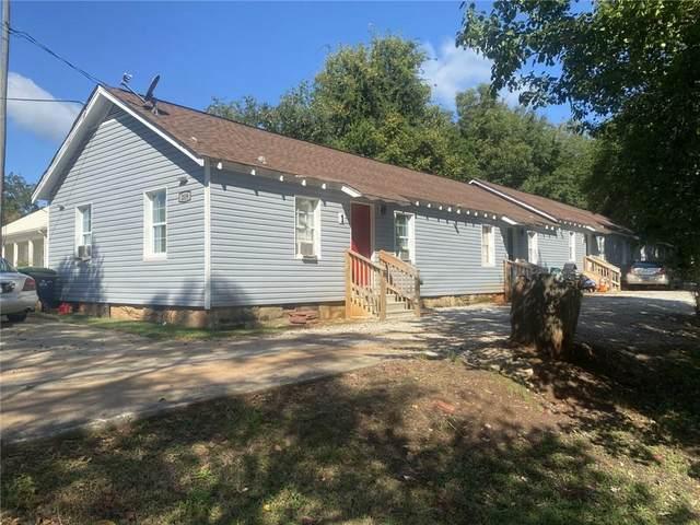 219 W Oak Street, Griffin, GA 30224 (MLS #6956432) :: The Kroupa Team | Berkshire Hathaway HomeServices Georgia Properties