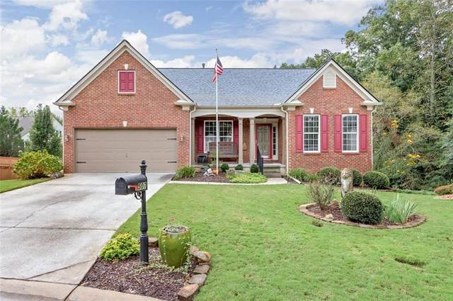 507 Helene Court, Woodstock, GA 30188 (MLS #6956437) :: North Atlanta Home Team