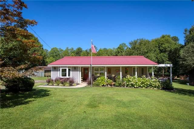 6155 Laurel Wood Trail, Flowery Branch, GA 30542 (MLS #6956438) :: North Atlanta Home Team