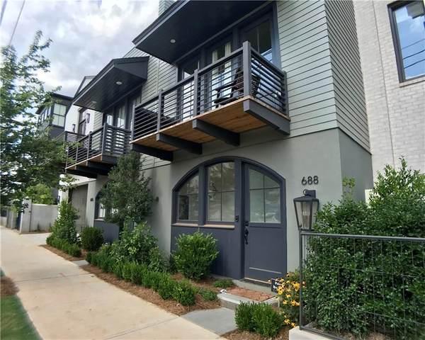 700 Eustace Street SE #30, Atlanta, GA 30315 (MLS #6956477) :: Dillard and Company Realty Group