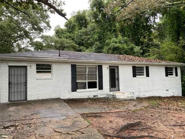 2090 Fairburn Road SW, Atlanta, GA 30331 (MLS #6956481) :: Path & Post Real Estate