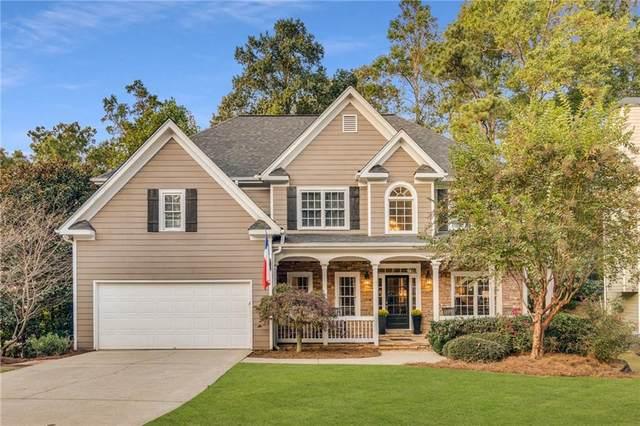 6770 Preston Glen Drive, Alpharetta, GA 30005 (MLS #6956493) :: North Atlanta Home Team