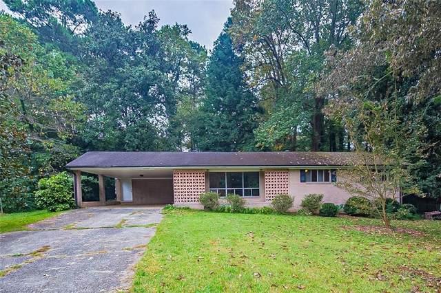 189 Wana Circle SE, Mableton, GA 30126 (MLS #6956501) :: North Atlanta Home Team