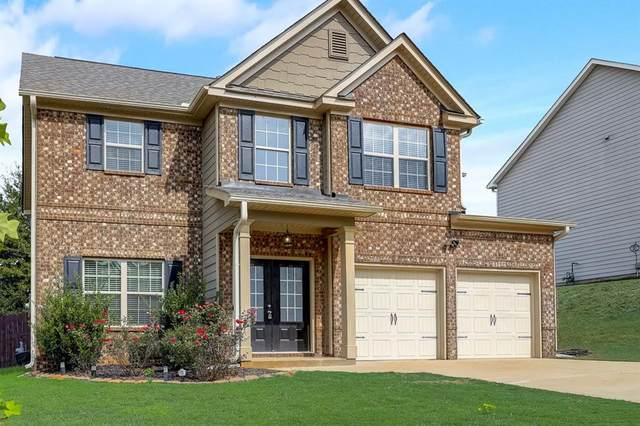2711 Potters Walk, Conyers, GA 30012 (MLS #6956528) :: Path & Post Real Estate