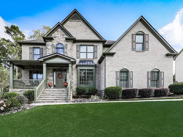 1840 Callaway Ridge Drive NW, Kennesaw, GA 30152 (MLS #6956533) :: North Atlanta Home Team