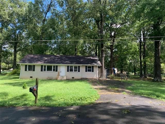 101 Azalea Drive, Calhoun, GA 30701 (MLS #6956540) :: RE/MAX Paramount Properties
