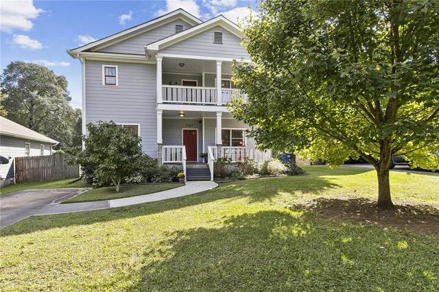 1347 Arkwright Place SE, Atlanta, GA 30317 (MLS #6956547) :: North Atlanta Home Team