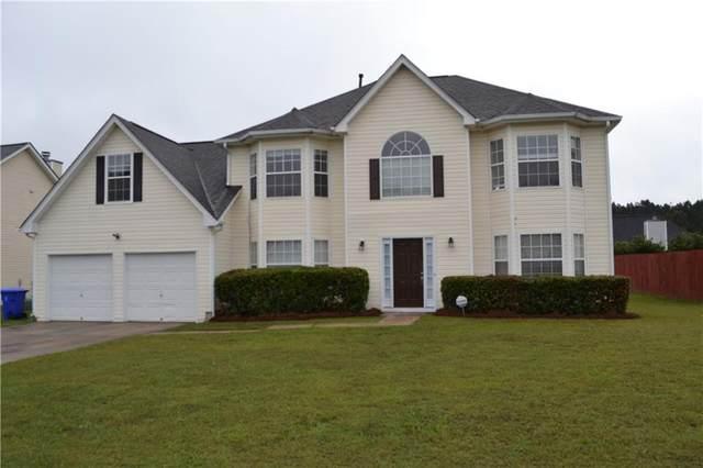 1671 Village Place Circle NE, Conyers, GA 30012 (MLS #6956559) :: Path & Post Real Estate