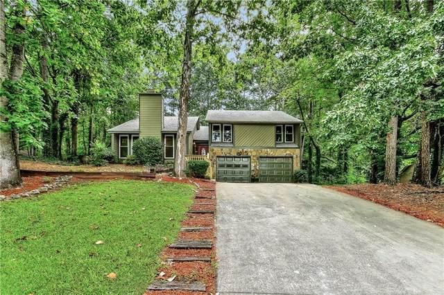 1005 Laurel Mill Drive, Roswell, GA 30076 (MLS #6956572) :: Path & Post Real Estate