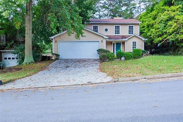447 Sheppard Crook, Stone Mountain, GA 30083 (MLS #6956574) :: North Atlanta Home Team
