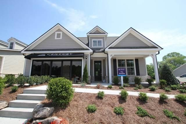 2927 Knob Creek Circle, Snellville, GA 30078 (MLS #6956576) :: Path & Post Real Estate