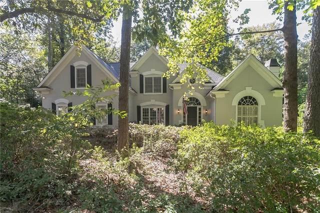 8250 Grogans Ferry Road, Atlanta, GA 30350 (MLS #6956589) :: North Atlanta Home Team