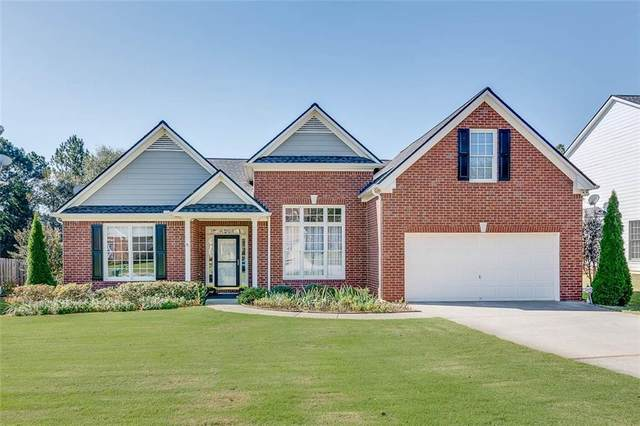 842 Tanners Point Drive, Lawrenceville, GA 30044 (MLS #6956597) :: North Atlanta Home Team