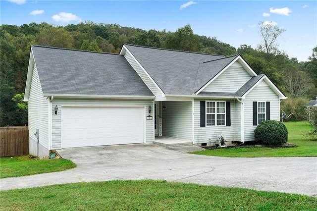 324 Trimble Hollow Road NW, Adairsville, GA 30103 (MLS #6956598) :: Lantern Real Estate Group