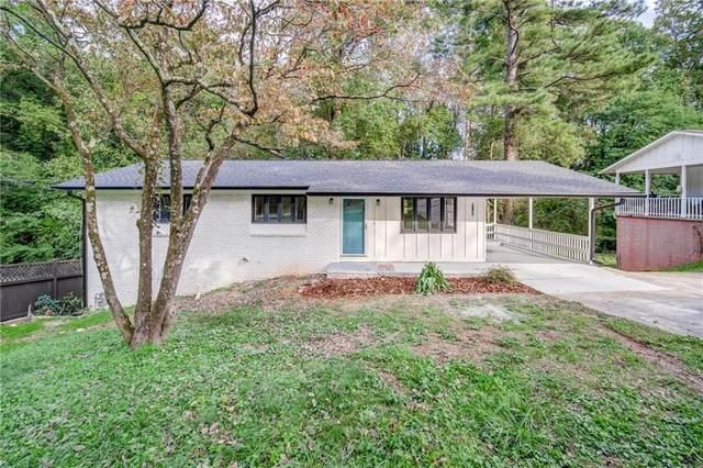 2129 Harold Lane Lane SE, Smyrna, GA 30080 (MLS #6956611) :: Kennesaw Life Real Estate