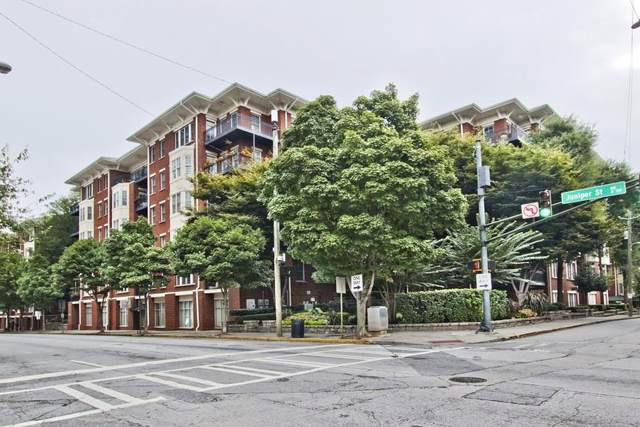 850 Piedmont Avenue #1407, Atlanta, GA 30308 (MLS #6956626) :: Tonda Booker Real Estate Sales