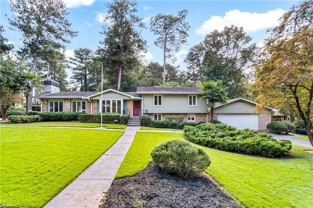 2784 Frontier Trail, Chamblee, GA 30341 (MLS #6956628) :: Path & Post Real Estate