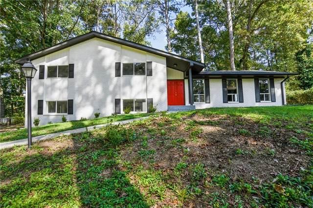 3195 Pyrite Circle SW, Atlanta, GA 30331 (MLS #6956634) :: Path & Post Real Estate