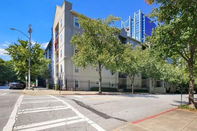 1074 Peachtree Walk NE B511, Atlanta, GA 30309 (MLS #6956667) :: Virtual Properties Realty