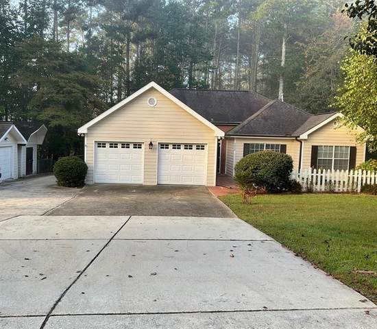 5850 Austin Garner Road, Sugar Hill, GA 30518 (MLS #6956677) :: North Atlanta Home Team