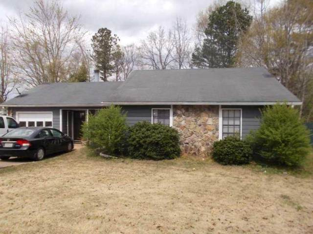 2066 Marshes Glenn Drive, Norcross, GA 30071 (MLS #6956708) :: North Atlanta Home Team
