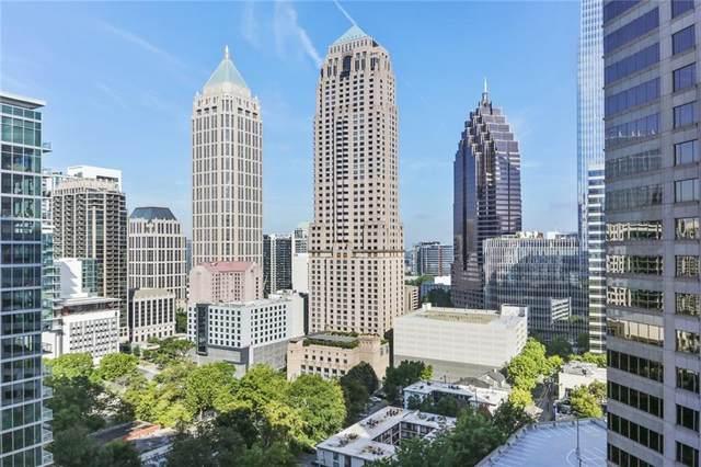 1080 Peachtree Street NE #1701, Atlanta, GA 30309 (MLS #6956714) :: Virtual Properties Realty