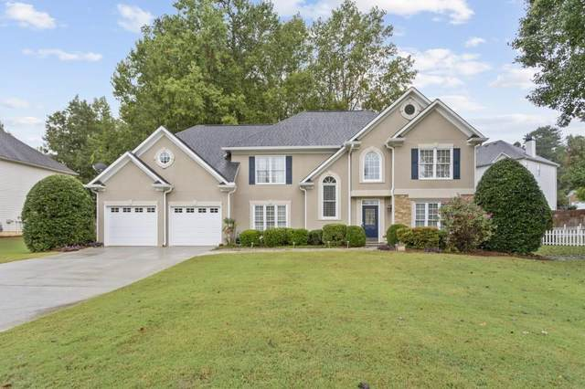 5263 Camden Lake Parkway NW, Acworth, GA 30101 (MLS #6956722) :: Path & Post Real Estate