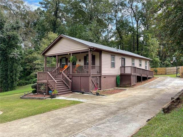 199 Mt. Zion Road SE, Atlanta, GA 30354 (MLS #6956725) :: Path & Post Real Estate