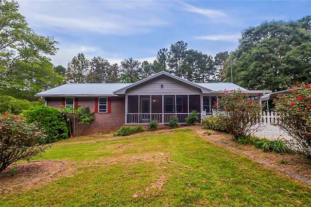 120 Whispering Pines Drive, Dallas, GA 30157 (MLS #6956728) :: North Atlanta Home Team