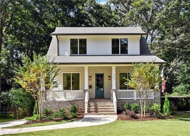 907 Stratford Road, Avondale Estates, GA 30002 (MLS #6956736) :: North Atlanta Home Team