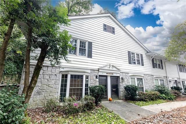 136 Peachtree Memorial Drive NW Sc8, Atlanta, GA 30309 (MLS #6956752) :: Path & Post Real Estate